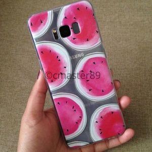 Watermelon Samsung S8 + Phone Case